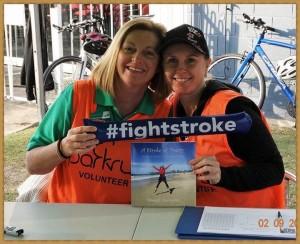 Park run Golden Beach 2 Sept with Lisa Russell