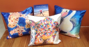 TK cushion covers