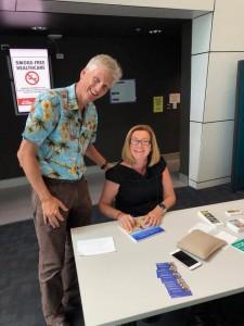 Townsville Stroke Forum - 19 October 17 with OT Head Ian Meade