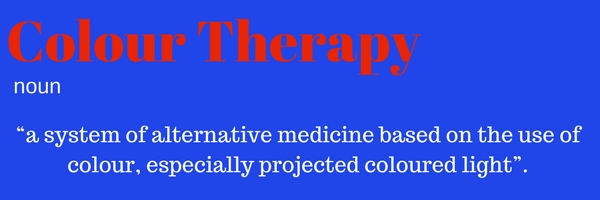 Colour Therapy banner