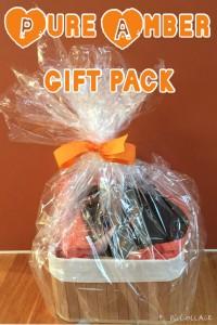 amber gift pack