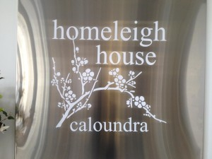 Homeligh house logo