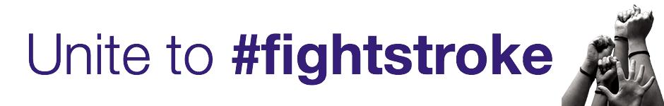 Unite to fight stroke