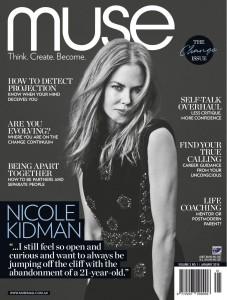 Muse Magazine Nicole Kidman