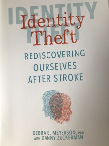 Book cover - Identity Theft